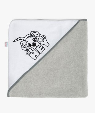 Cape de bain bébé à motif Les 101 Dalmatiens - Disney vue1 - DISNEY CLASSIQU - GEMO