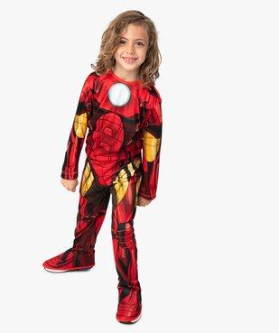 Déguisement enfant Iron Man - Marvel (2 pièces) vue5 - MARVEL - GEMO