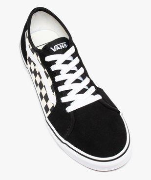 Baskets homme skateshoes à damier - Vans Filmore Checker vue5 - VANS - GEMO