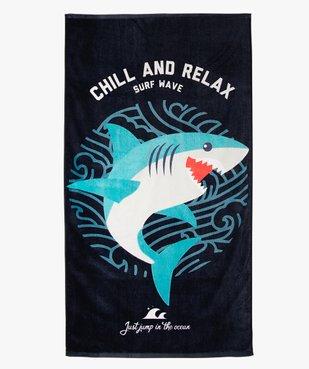 Drap de plage enfant avec motif requin vue1 - Nikesneakers (ENFANT) - Nikesneakers