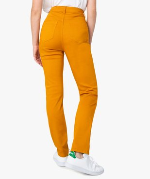 Pantalon femme coupe Regular - Longueur L26 vue3 - GEMO(FEMME PAP) - GEMO