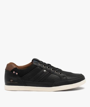 Tennis homme unies à lacets – Tom Tailor vue1 - TOM TAILOR - Nikesneakers
