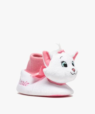 Chaussons fille peluche Marie – Les Aristochats vue2 - ARISTOCHATS - GEMO