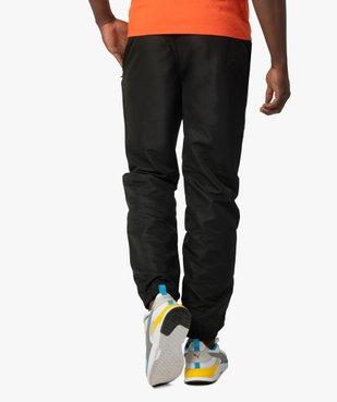 Pantalon de sport homme avec zips dans le bas - Umbro vue3 - UMBRO - Nikesneakers