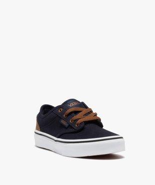 Baskets garçon skateshoes en toile - Vans Atwood vue2 - VANS - GEMO