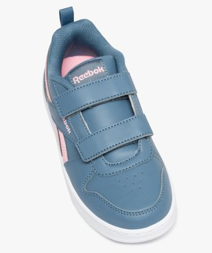 Baskets fille bicolores à scratch – Reebok Royal Prime vue5 - REEBOK - Nikesneakers