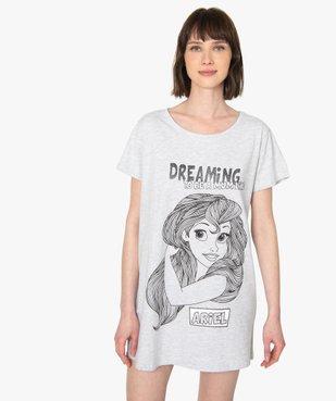 Chemise de nuit femme La petite Sirène - Disney vue1 - DISNEY DTR - GEMO