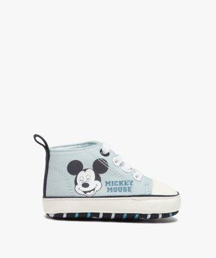 Tennis de naissance garçon en toile Mickey vue1 - MICKEY - Nikesneakers