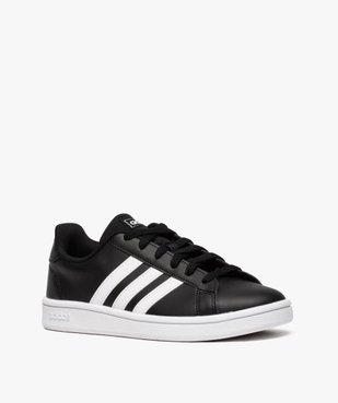 Baskets femme à lacets - Adidas Grand Court Base vue2 - ADIDAS - Nikesneakers