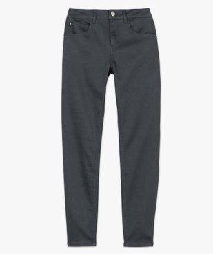 Pantalon femme coupe slim - Longueur L26 vue4 - GEMO(FEMME PAP) - GEMO