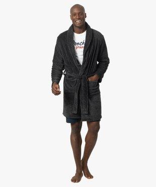 Robe de chambre peignoir pour homme vue1 - Nikesneakers(HOMWR HOM) - Nikesneakers