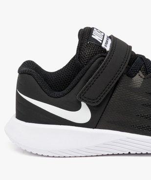 Baskets basses lacets et scratchs - Nike Star Runner vue6 - NIKE - GEMO