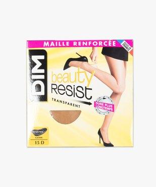 Collants femme transparents Beauty Resist (lot de 2) - Dim vue3 - DIM - GEMO