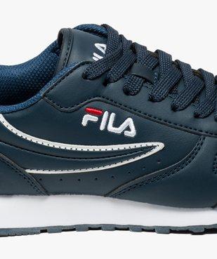 Baskets femme retro running classiques - Fila Orbit Low vue6 - FILA - Nikesneakers