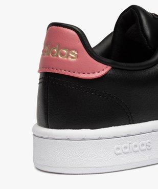 Tennis femme bicolores – Adidas Grand Court vue6 - ADIDAS - Nikesneakers