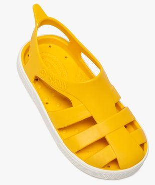 Sandales enfant moulées spécial plage - Boatilus vue5 - BOATILUS - Nikesneakers