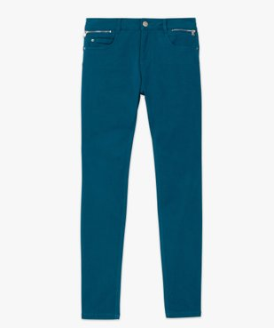 Pantalon femme coupe slim effet push-up vue4 - Nikesneakers(FEMME PAP) - Nikesneakers