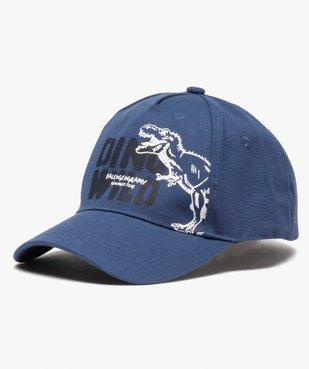 Casquette garçon avec motif dinosaure vue1 - Nikesneakers (ENFANT) - Nikesneakers