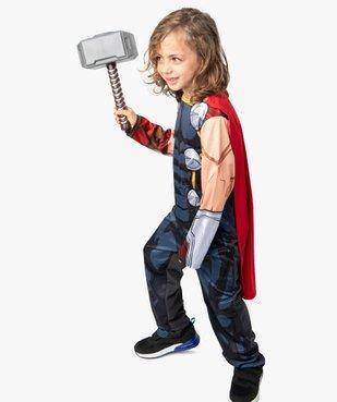 Déguisement enfant Thor - Marvel (2 pièces : costume + cape) vue1 - MARVEL - GEMO