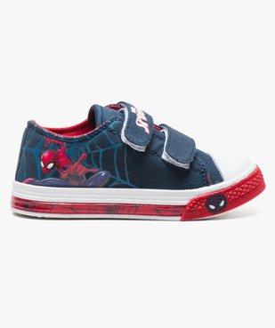 Baskets basses en toile - Spiderman vue1 - SPIDERMAN - GEMO
