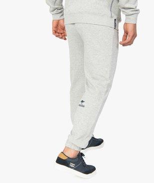 Pantalon de jogging homme en maille imprimée - Roadsign vue3 - ROADSIGN - Nikesneakers