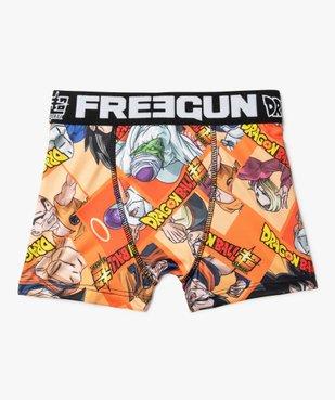 Boxer garçon avec motifs Dragon Ball Super - Freegun vue1 - FREEGUN - GEMO