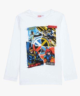 Tee-shirt garçon à manches longues - Marvel vue1 - MARVEL DTR - GEMO