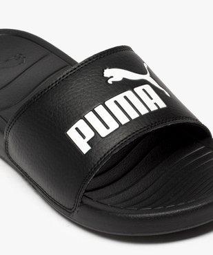Claquettes de piscine homme à large bandeau - Puma vue6 - PUMA - GEMO