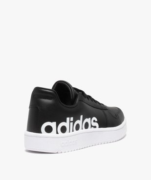 Baskets homme unies à lacets – Adidas Hoops 2.0 vue4 - ADIDAS - GEMO