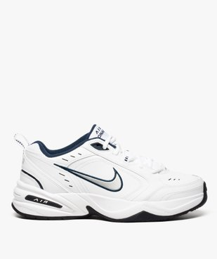 Baskets basses homme à lacets – Nike Air Monarch vue1 - NIKE - GEMO