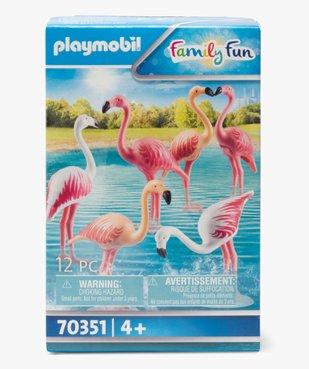 Jouet enfant Flamants roses - Playmobil vue1 - DIVERS LICENCE - GEMO