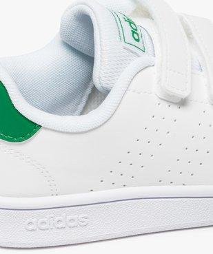 Baskets garçon fermeture trois bandes scratch – Adidas vue6 - ADIDAS - Nikesneakers