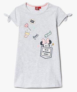 Chemise de nuit imprimée Minnie Mouse vue1 - MINNIE - GEMO