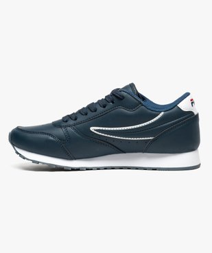 Baskets femme retro running classiques - Fila Orbit Low vue3 - FILA - Nikesneakers