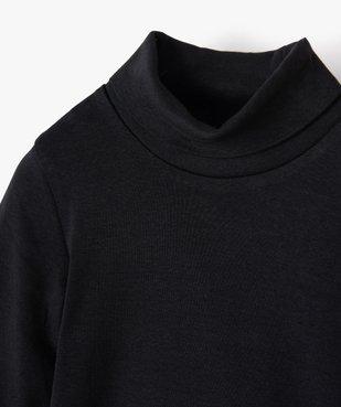 Tee-shirt garçon à manches longues et col montant vue2 - Nikesneakers (ENFANT) - Nikesneakers