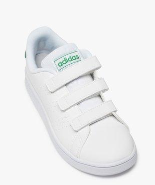 Baskets garçon fermeture trois bandes scratch – Adidas vue5 - ADIDAS - Nikesneakers