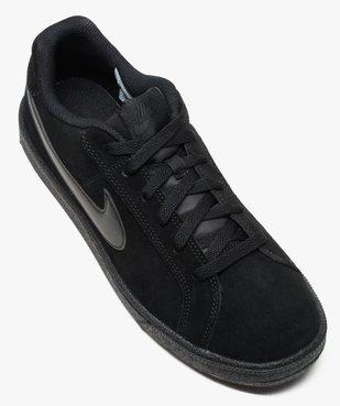 Baskets basses en suédine Nike vue5 - NIKE - GEMO