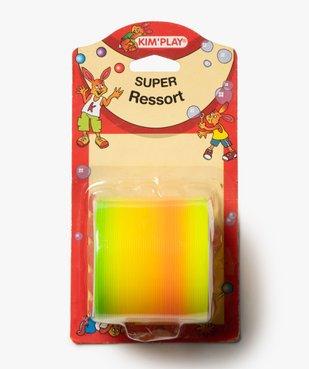 Super ressort multicolore – Kim Play vue2 - KIM PLAY - GEMO