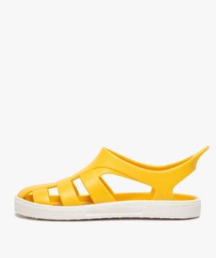 Sandales enfant moulées spécial plage - Boatilus vue3 - BOATILUS - Nikesneakers