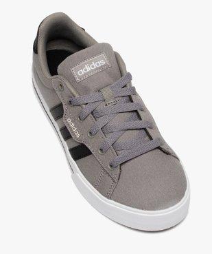 Tennis garçon à lacets en toile bicolores – Adidas vue5 - ADIDAS - Nikesneakers