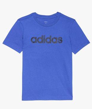 Tee-shirt garçon à manches courtes - Adidas vue1 - ADIDAS - GEMO