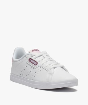 Tennis femme bicolores à lacets - Adidas vue2 - ADIDAS - Nikesneakers