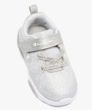 Baskets fille brillantes à semelle lumineuse – Champion Wave vue5 - CHAMPION USA - Nikesneakers