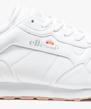 Baskets sneakers bicolore - Ellesse vue6 - ELLESSE - GEMO
