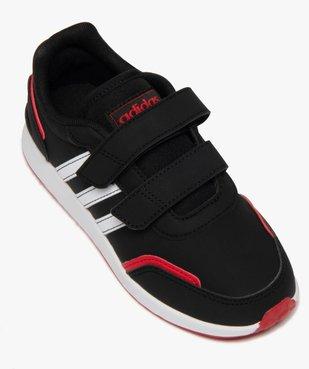 Baskets garçon bicolores à scratch – Adidas VS Switch vue5 - ADIDAS - GEMO