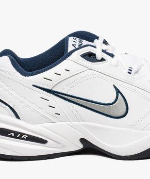 Baskets basses homme à lacets – Nike Air Monarch vue6 - NIKE - GEMO