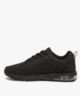 Baskets homme running monochromes - Airness vue3 - AIRNESS - Nikesneakers