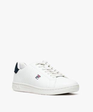 Basket homme bicolore - Fila Crosscourt 2 F Low vue2 - FILA - Nikesneakers