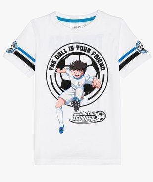 Tee-shirt garçon bicolore – Captain Tsubasa  vue1 - CAPTAIN TSUBASA - GEMO