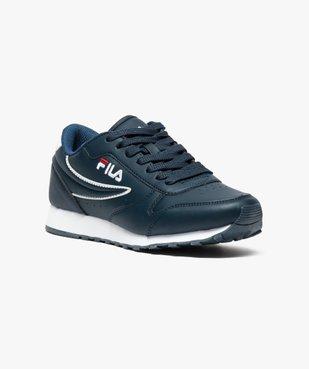 Baskets femme retro running classiques - Fila Orbit Low vue2 - FILA - Nikesneakers